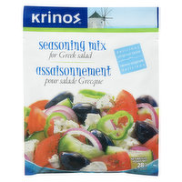 Krinos Krinos - Seasoning Mix for Greek Salad, 28 Gram