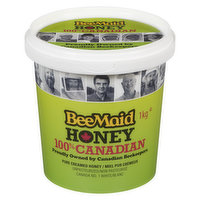 Bee Maid - Pure Creamed Honey - Unpasteurized