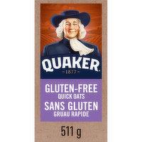 Quaker - Gluten Free Quick Oats