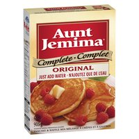 Just Add Water to this Classic Pancake Mix for Quick and Easy Pancakes and Waffles.