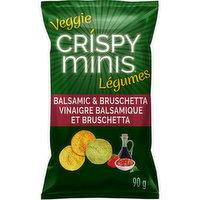 Quaker - Crispy Minis Veggie - Balsamic & Bruschetta