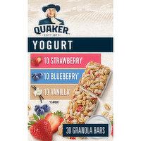 Quaker - Yogurt Granola Bars - Club Pack, 30 Each