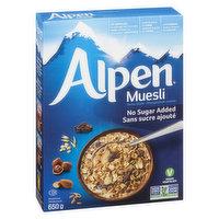Weetabix Weetabix - Alpen Cereal - No Added Sugar or  Salt, 650 Gram