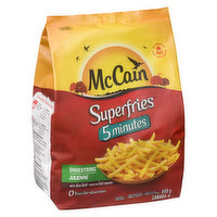 McCain McCain - Superquick Fries Shoestring, 650 Gram