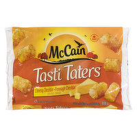 McCain - Tasti Taters - Cheesy Cheddar