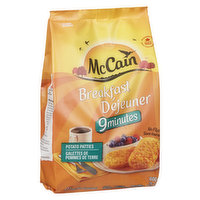 Mccain - Breakfast Potato Patties, 600 Gram