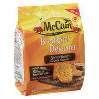 Mccain - Acient Grain Breakfast Patties