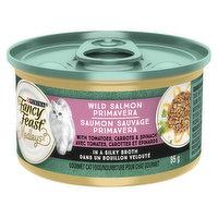 Fancy Feast - Medleys Wild Salmon Prmvra, 85 Gram
