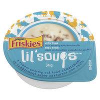 Purina Purina - Friskies Lil Soup - Tuna Chicken Broth, 34 Gram