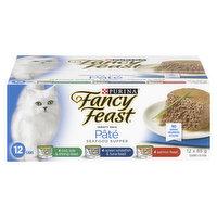 Fancy Feast - Cat Food Pate Seafood Supper