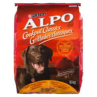 Alpo - Cookout Classics Dog Food - Meat and Vegetables