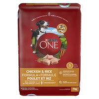 Purina - Dog Food - One Smartblend Chicken & Rice, 7 Kilogram