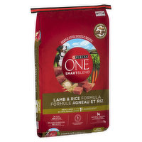 Purina - One Smart Blend Dog Food Lamb & Rice Formula