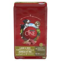 Purina - One Smartblend Dog Food - Lamb & Rice