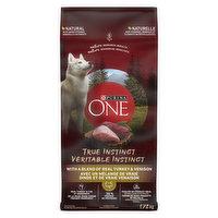 Purina ONE True Instinct - Dry Dog Food, Turkey & Venison