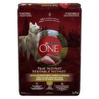 Purina - One Smart Blend True Instinct Turkey & Venison, 6.8 Kilogram