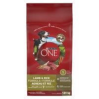 Purina - One Smart Blend Lamb & Rice Formula, 1.81 Kilogram