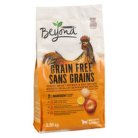 Beyond - Grain Free Dry Dog Food, White Meat Chicken & Egg