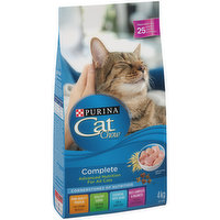 Provides great taste and a healthy balance of protein, fat and carbohydrates for all the felines in your Cattitude filled home. Improved Formula now with more Protein.
