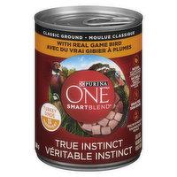 Purina ONE Purina ONE - Smartblend Wet Dog Food, Real Game Bird, 368 Gram