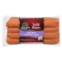 Grimm's Grimm's - Sizzlin Wieners, 450 Gram