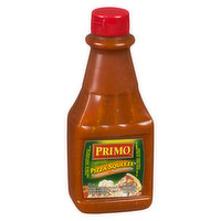 Traditional Pizza Sauce in a Squeezable Bottle.