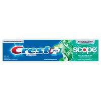 Crest Crest - Toothpaste - Crest Complete Whitening + Scope Active Foam + Whitening, 160 Millilitre