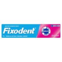 Fixodent - Denture Adhesive Cream - Original
