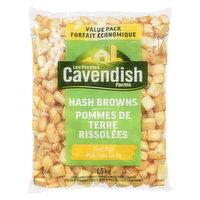 Cavendish - Diner Style Hash Browns, 1.5 Kilogram
