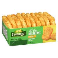 Cavendish Cavendish - Potato Patties, 10 Each