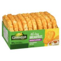 Cavendish - Potato Patties Onion Flavour, 10 Each