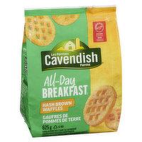 Cavendish - All Day Breakfast Hashbrown Waffle