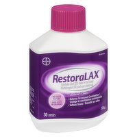 RestoralLAX - Polyethylene Glycol Powder, 510 Gram