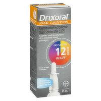 Drixoral - Nasal Decongestant Nasal Spray