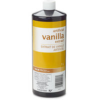 Value Priced - Vanilla Extract - Artificial