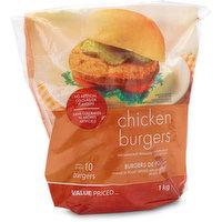 Value Priced - Chicken Burgers