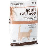 Value Priced - Adult Cat Food Chicken Formula, 8 Kilogram