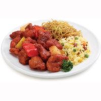 Save-On-Foods - Sweet & Sour Pork Combo Meal, 450 Gram