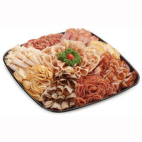 Deluxe Meat - Platter Tray - Large Serves 24-34, 1 Each
