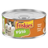 Friskies Friskies - Cat Food - Pate Chicken Dinner, 156 Gram