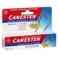 Canesten - Topical Foot Cream, 30 Gram