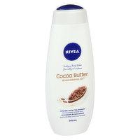 Nivea - Body Wash Care And Cocoa, 500 Millilitre