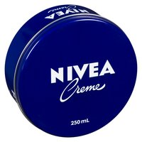 Nivea Creme, the original skin moisturizing creme, helps your skin stay soft and supple. Ideal for daily use for all intensive moisturizing needs.