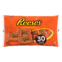 Hershey - Reese Peanut Butter Cups Snack Size, 30 Each