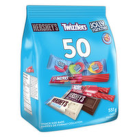 Hershey - Peanut Free Assorted Chocolate Candy 115 Count, 551 Gram