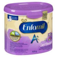Enfamil - A+1 Gentlease Infant Formual, Powder Tub, 629 Gram