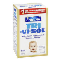Tri-Vi-Sol - Supplement Drops, 50 Millilitre