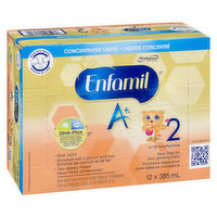 Enfamil - A+2 Infant Formual, Concentrated Liquid