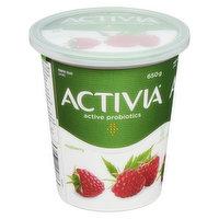 Danone - Activia Probiotic Yogurt Raspberry, 650 Gram