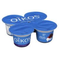 Oikos Oikos - Greek Yogurt - Blackberry, 4 Each